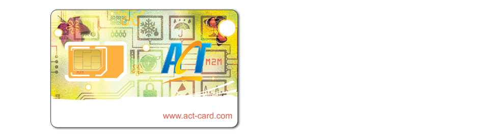 M2M Cards & Solutions
